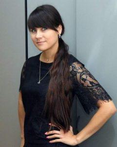 Evgeniya, una signorina speciale e carina